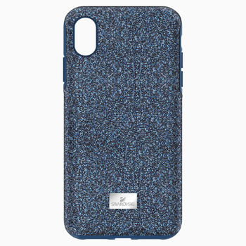 High Smartphone Case with Bumper, iPhone® XR, Blue