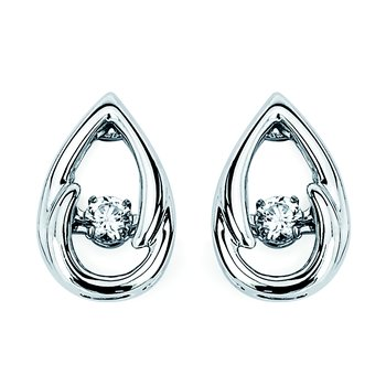 Earrings Rd V 0.12