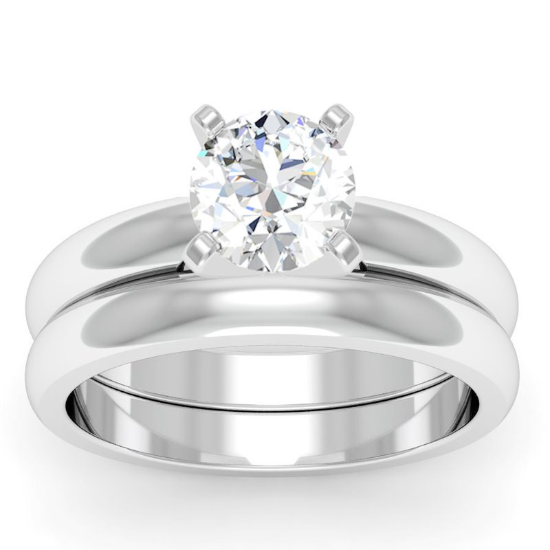 California Coast Designs Classic Wedding Band