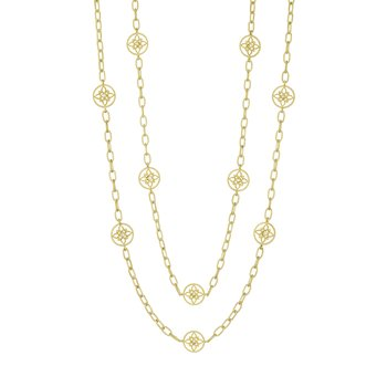 Lotus Blossom Signature Chain