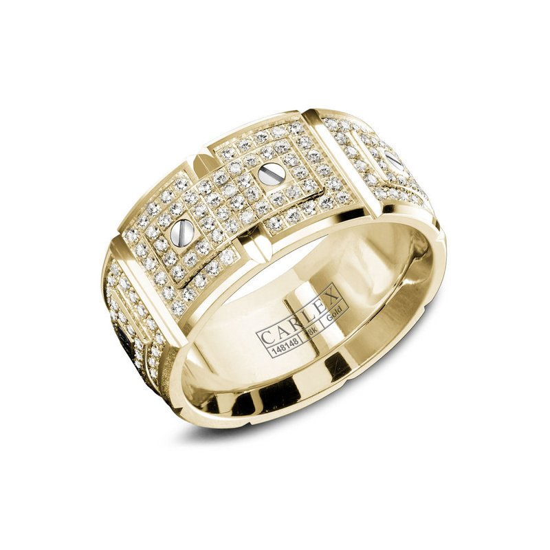 Carlex Carlex Generation 2 Mens Ring WB-9797YY