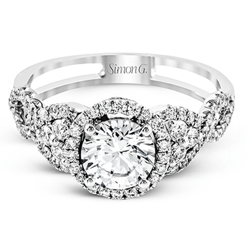 TR160 ENGAGEMENT RING