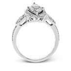 Simon G TR629-MQ ENGAGEMENT RING