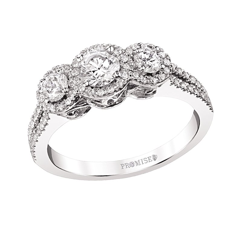"Love Story Diamonds ""Isabella"" - Promise Collection by Love Story"