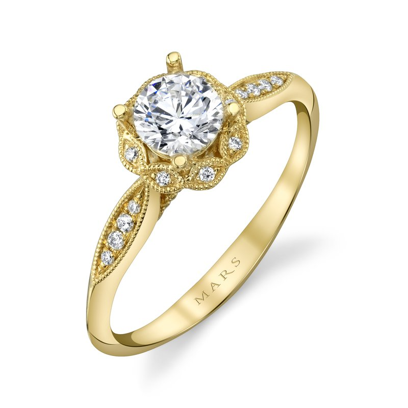 MARS Jewelry - Engagement Ring 27150