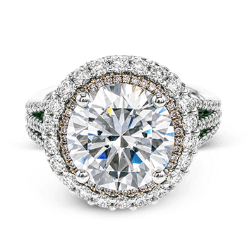 MR2641 ENGAGEMENT RING