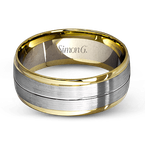 Simon G LG103 MEN RING
