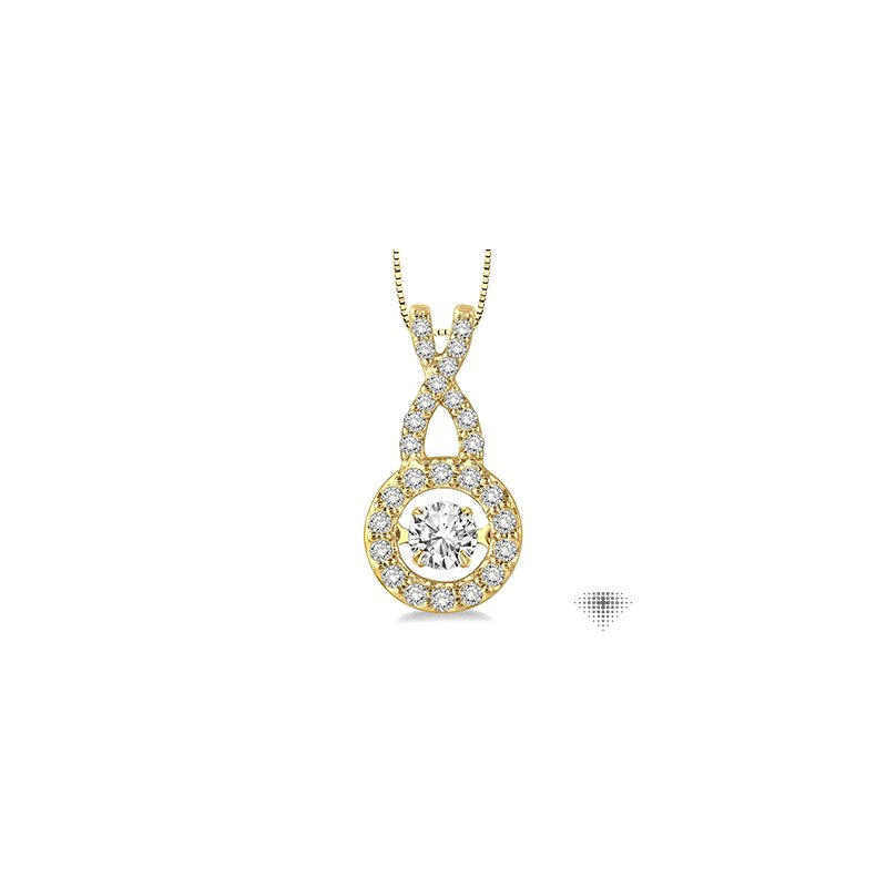 Emotion Diamonds Emotion Diamond Pendant