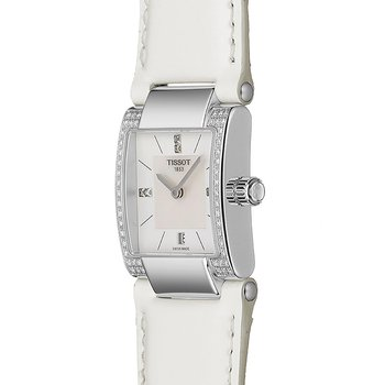 Lady T02 Quartz Watch With Diamonds