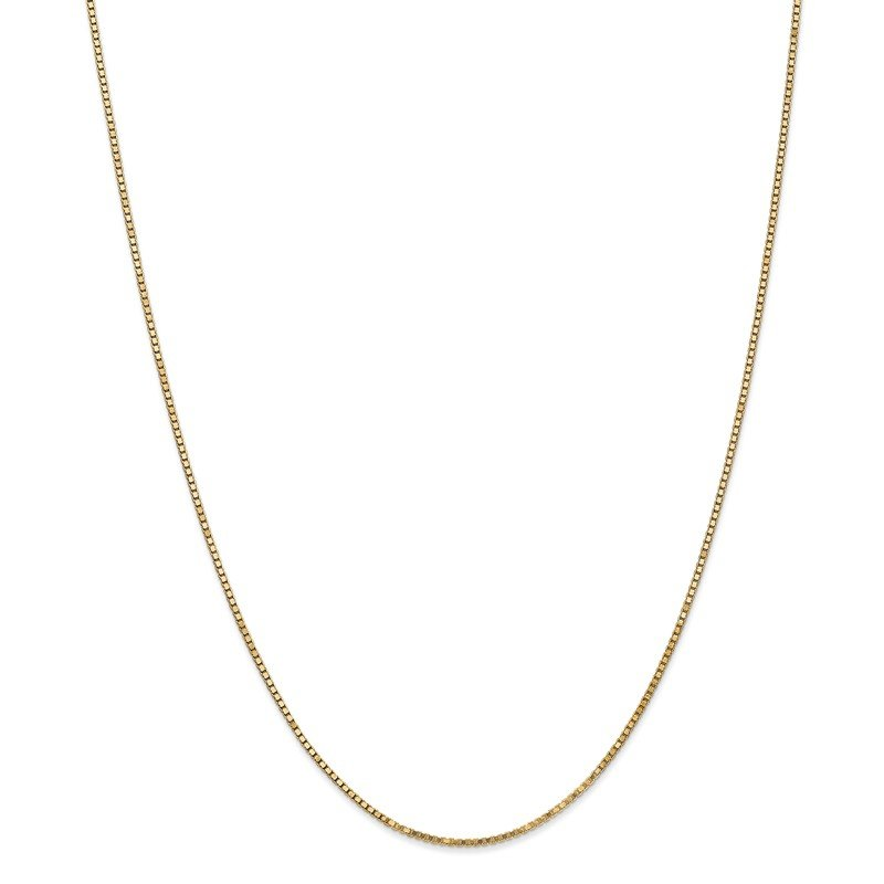 Leslie's Leslie's 14K 1.3mm Box Chain