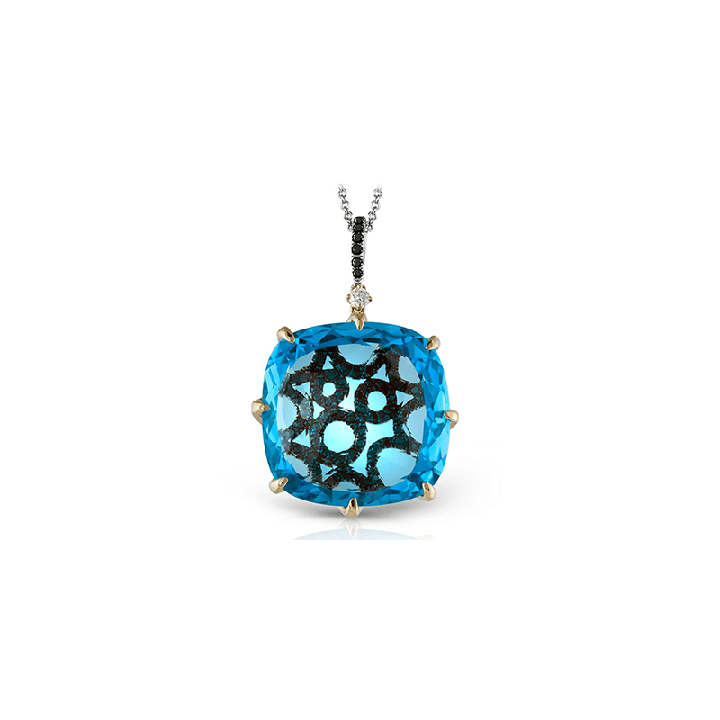 Zeghani ZP380 COLOR PENDANT