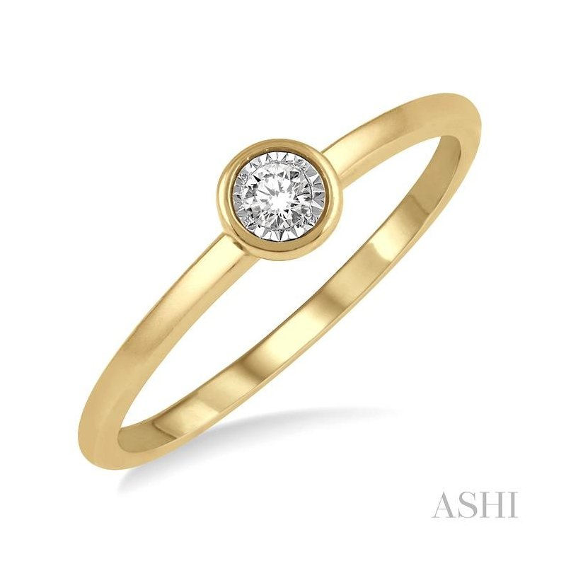 ASHI diamond promise ring