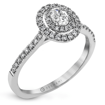 ZR1869 ENGAGEMENT RING