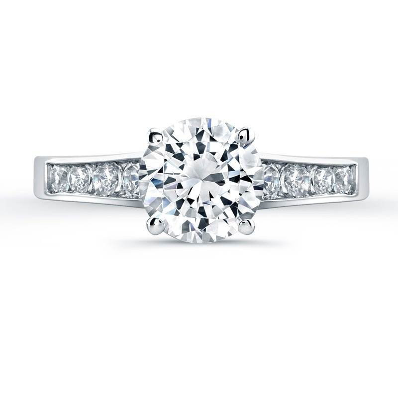 Jeff Cooper Nanette Engagement Ring