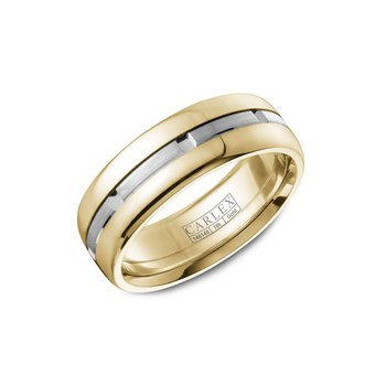 Carlex Generation 1 Mens Ring CX1-0003WY