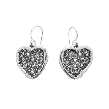 Guided By Heart Earrings