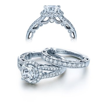 Verragio Women's Engagement Ring - PAR-3063R