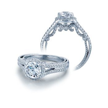 Verragio Women's Engagement Ring - INS-7062R