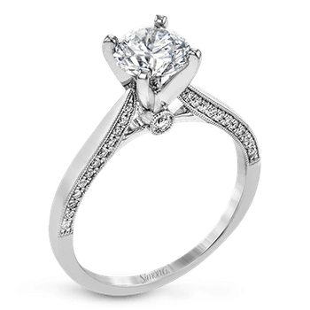 TR680 ENGAGEMENT RING