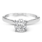 Simon G TR680 ENGAGEMENT RING