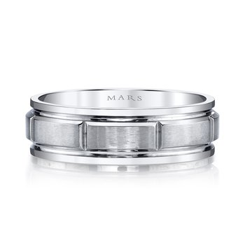 MARS G130 Men's Wedding Band