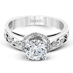 Simon G TR525 ENGAGEMENT RING