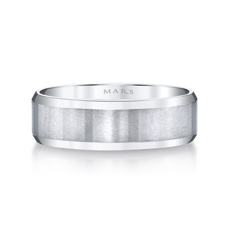 MARS Jewelry MARS G124 Men's Wedding Band