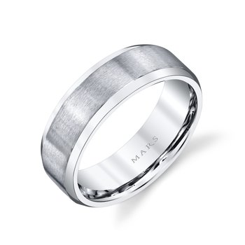 MARS G124 Men's Wedding Band