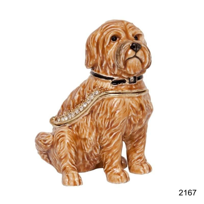 "Luxury Giftware by Jere ""Riley""  Wheaten Terrier Dog"