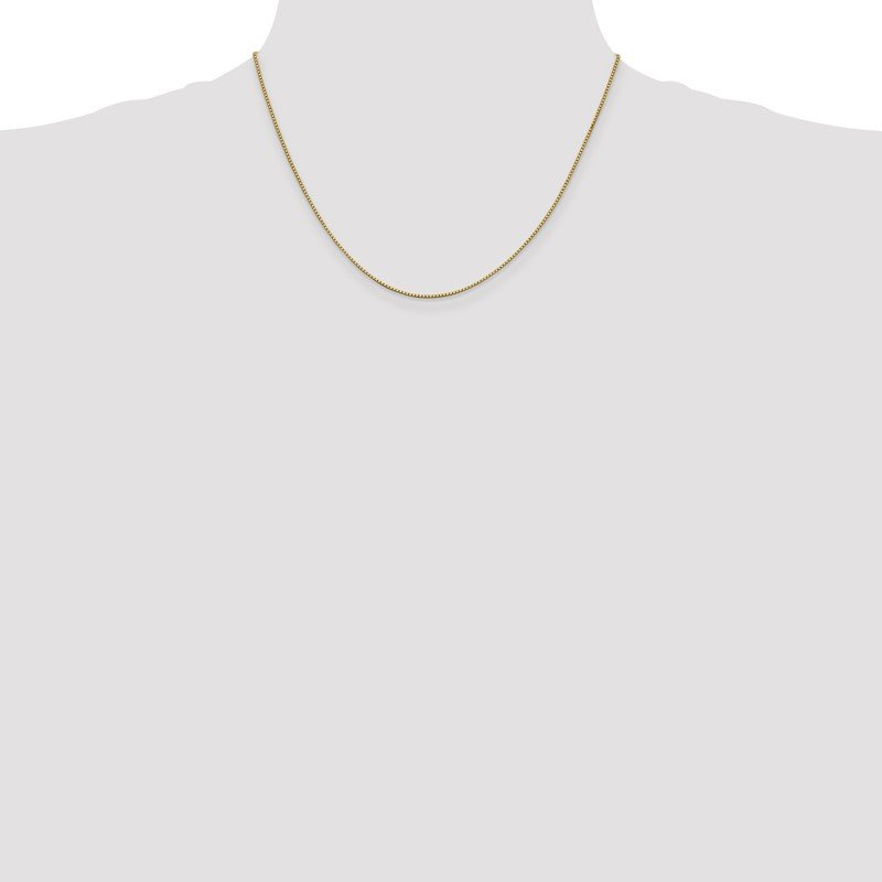 Quality Gold 14k .95mm Box Chain