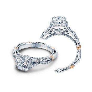 Verragio Women's Engagement Ring - D-109R