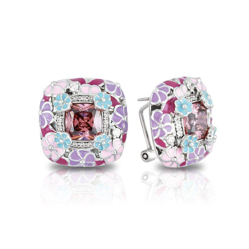 Belle Etoile Enchanted Garden Earrings