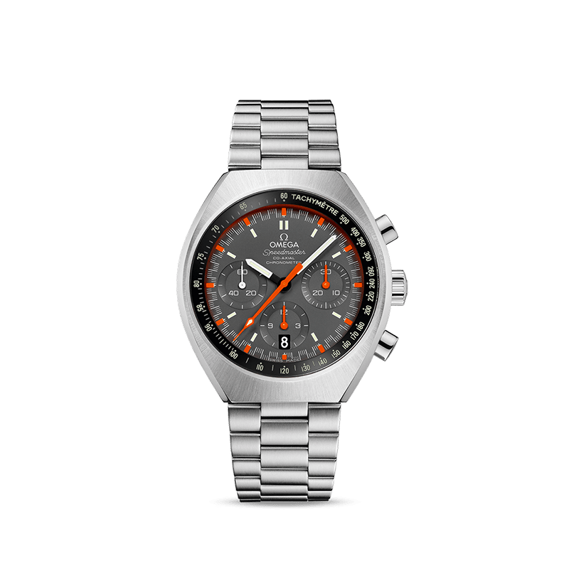 Omega Speedmaster Mark II Co-Axial Chronograph 42.4 x 46.2 mm