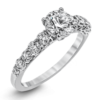 DR346 ENGAGEMENT RING