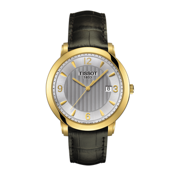 Tissot Sculpture Line 18K Gold