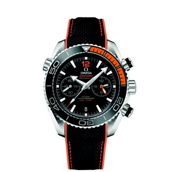 Seamaster Planet Ocean 600M Omega Co-Axial Master Chronometer Chronograph 45.5 mm