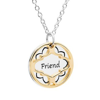 Friend Treasure Necklace