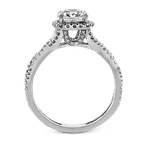 Zeghani ZR629 ENGAGEMENT RING