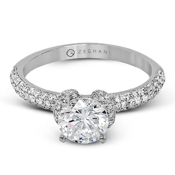 ZR1225 ENGAGEMENT RING