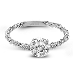 Simon G LR2635 WEDDING SET
