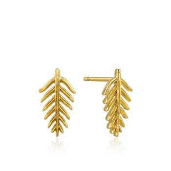 Palm Stud Earrings