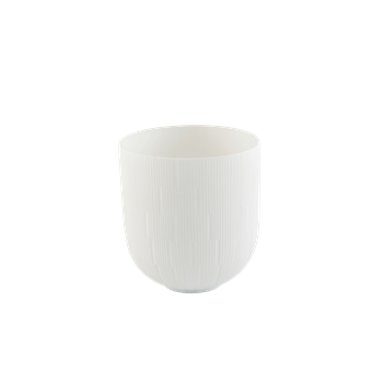 Infini - large kaolin scented candle
