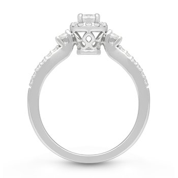 PETITE CROWN RING
