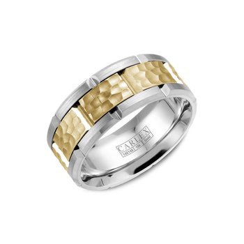 Carlex Generation 1 Mens Ring WB-9481YW