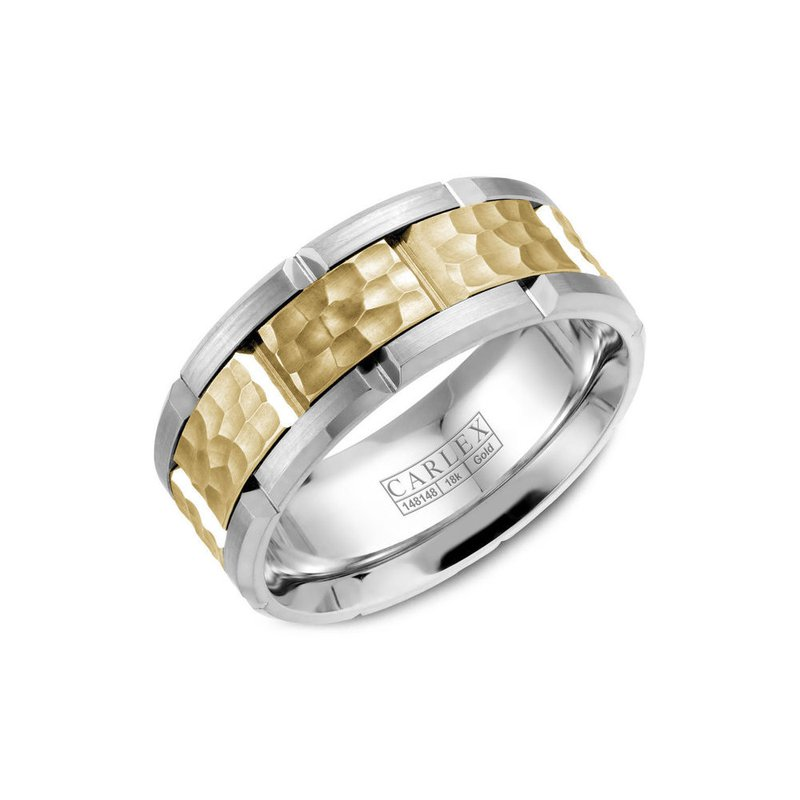 Carlex Carlex Generation 1 Mens Ring WB-9481YW