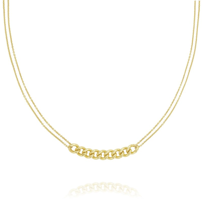 Tacori Large Curb Link Necklace