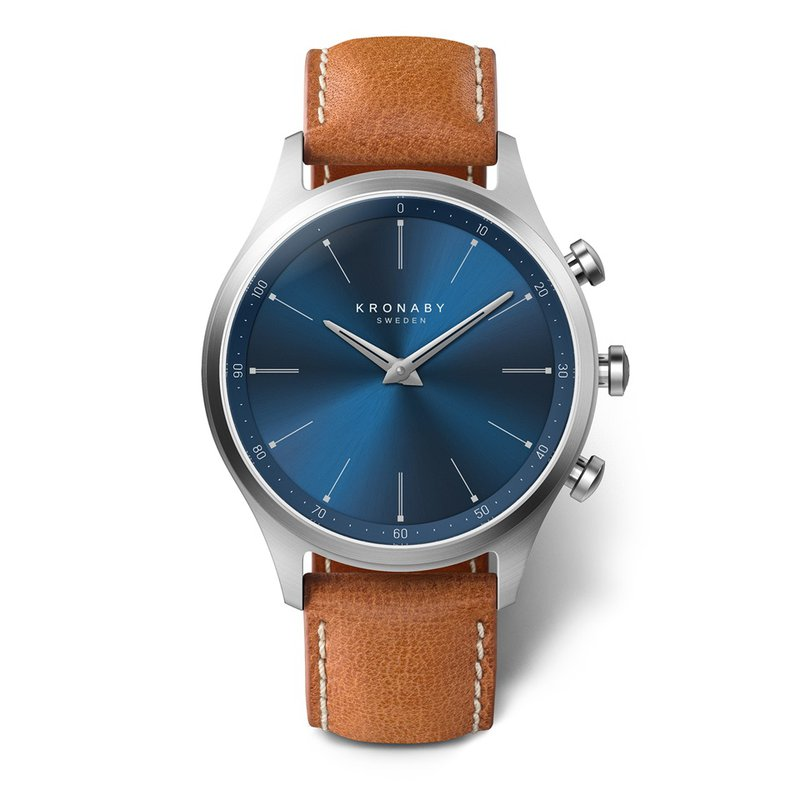 Kronaby Smart Hybrid Watch