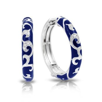 Royale Hoops Earrings