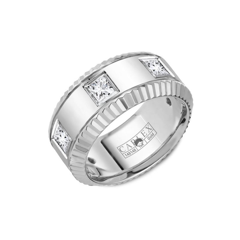 Carlex Carlex Generation 3 Mens Ring CX3-0053WW-S