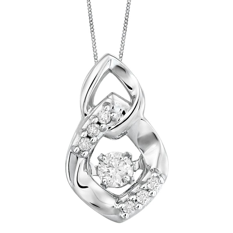 Forever Ice Forever Ice™ Twinkle™ Dancing Diamond™ Pendant